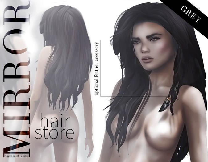 MIRROR - Holly Hair -Greys Pack-