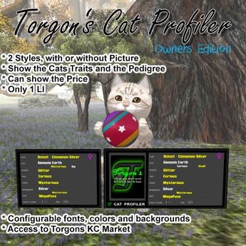 Torgon's KC Profiler