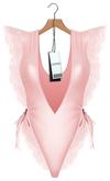 "Asteria ""Kim"" [Maitreya/Belleza] Bodysuit - Blush"