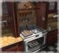 Vintage oven steak