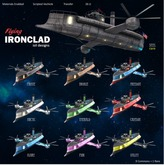 ~isil~ Flying Ironclad (Freedom) COMMON