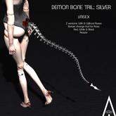 .AiShA. Demon Bone Tail Silver