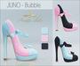 Amacci Shoes - Juno - Bubble (Maitreya, Slink, Belleza)