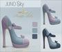 Amacci Shoes - Juno - Sky (Maitreya, Slink, Belleza)