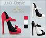 Amacci Shoes - Juno - Classic (Maitreya, Slink, Belleza)