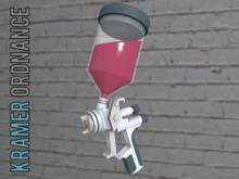 Paint Gun [ RKS / KO ]