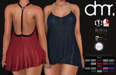 [DR] Mini Dress RNE  HUD10 color