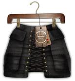 [AB] BeQueen Skirt Black