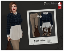 WICKED * Katherine - Full Outfit