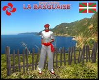 Basque Tenue Men Mesh