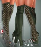 !Soul - FULL PACK - Mesh Peep Boots