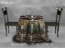 -DRD- Magick Shoppe - Fortune Telling Set