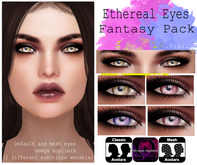 .Viki. Ethereal Eyes  - Fantasy Pack