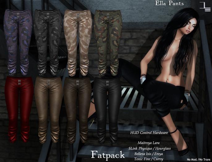 DE Designs - Ella Pants - Fatpack