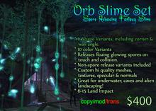 Orb Slime Set