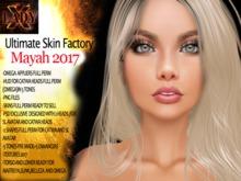 Lady X-Mayah 2017-Ultimate Skin Factory-DEMO