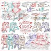 MoonAmore+CURELESS /  Sugary Bunny Mint
