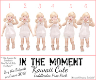 .In The Moment.Families. ~ Kawaii Cute ~ Pose 005