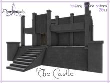 {Elementals} The Castle *20Li* {Prefab}