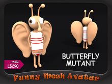 BUTTERFLY MUTANT