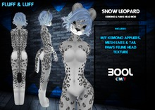 F&L - Snow Leopard - Kemono Mod