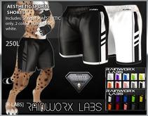 [RL] AESTHETIC - Sport Shorts + HUDS