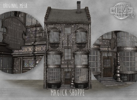 -DRD- Magick Shoppe - Shoppe