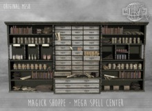 -DRD- Magick Shoppe - Mega Spell Center