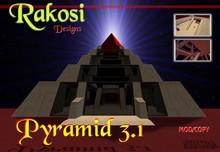 Egyptian Pyramid 3.1