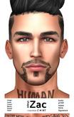 /Mr.Ronnie/ shape Zac Catwa Bento Daniel Head