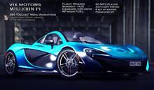 Vix Motors -  Millerin P1 - EVO
