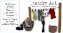 Sway`s Laundry Set