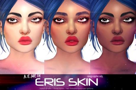 [ a.e.meth ] - Eris Skin (Omega Applier)