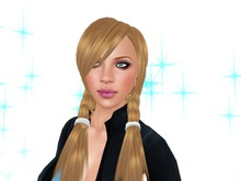 Complete avatar Naomi