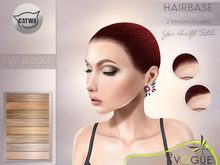 enVOGUE - HAIRBASE  Catwa - Light Blondes