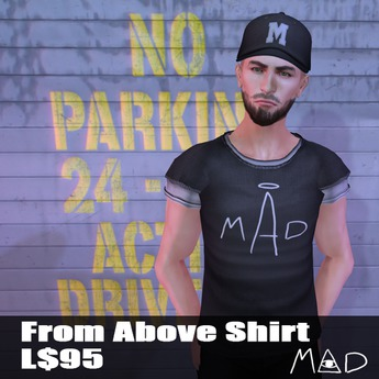 M▲D - From Above Shirt