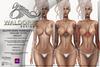 Waldorf Design. Shambhala Off Shoulder Tattoo -BENTO-