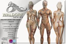 Waldorf Design. OAGD Tattoo
