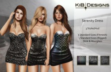 KiB Designs - Serenity DEMO