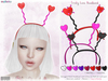 [ bubble ] Tricky Love Headband