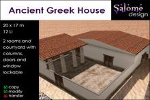 Ancient Greek House 12 Li