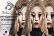 Waldorf Design. Bleeding Eyes