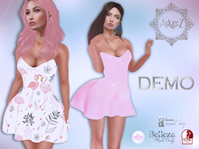 AdoreZ-Yummy Dress DEMO