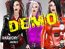 [F] DEMO - Anarchy Leather Jacket with HUD