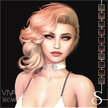 Stealthic - Vivacity (Hair) Browns