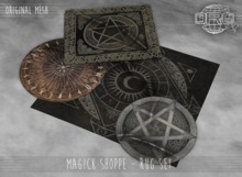 -DRD- Magick Shoppe - Rug Set