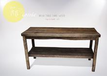 IONIC : Bruja Table {Dark Wood}