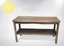 IONIC : Bruja Table {Light Wood}