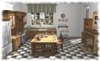 TUSCANY Dinner Party Kitchen MESH v7.2 BOXED