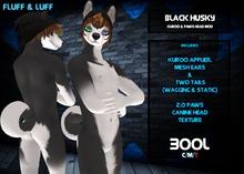 F&L - Black Husky - Kuroo Mod
